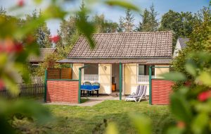 Ferienhaus Typ F - Einzelhaus