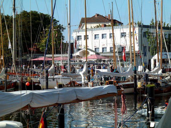 Yacht- und Fischereihafen Laboe